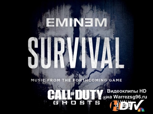 Клип Eminem - Survival Full HD 1920x1080p