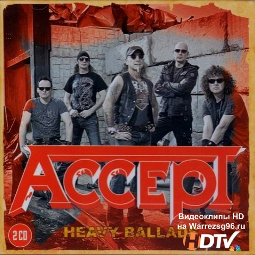 Accept - Heavy Ballads (2015) MP3