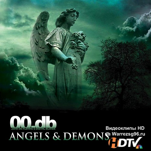 00.db (John 00 Fleming / The Digital Blonde) - Angels and Demons (2010) MP3