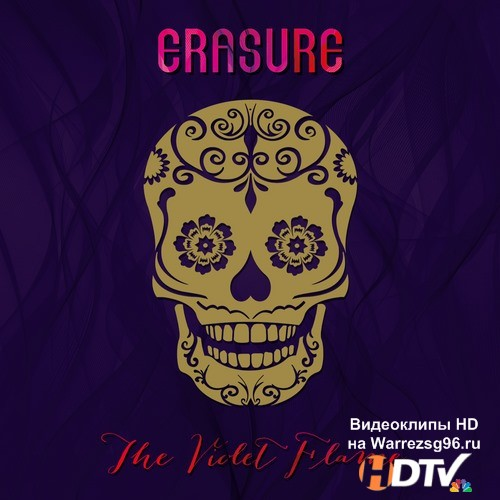 Erasure - The Violet Flame (Deluxe Edition) (2014) MP3