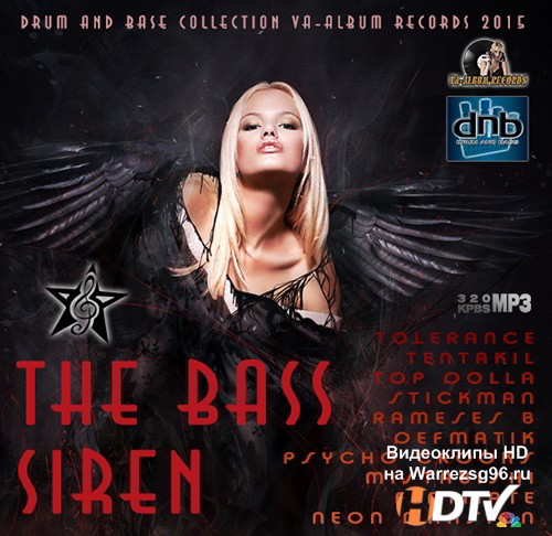 The Bass Siren (2015) MP3