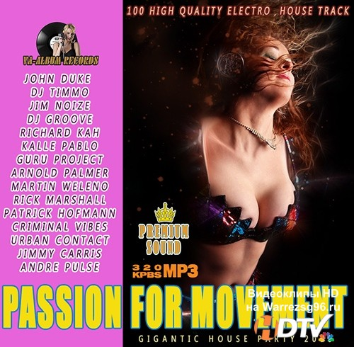 Passion For Movement (2015) MP3