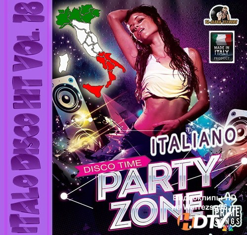 Italiano Hit Disco Time vol 18 (2015) MP3
