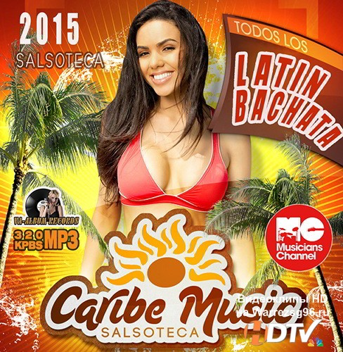 Caribe Music Salsoteca (2015) MP3