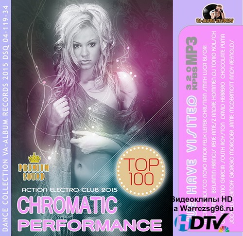 Chromatic Performance (2015) MP3