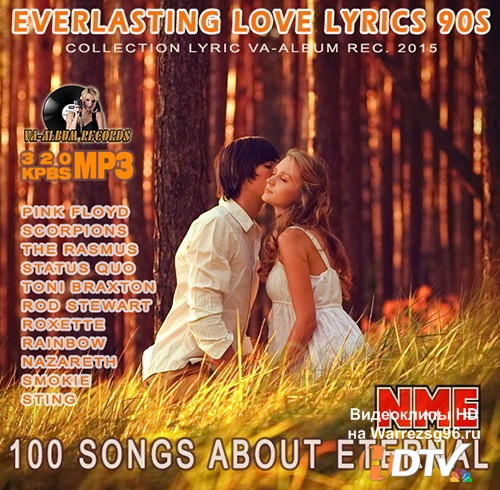 100 Songs About Eternal (2015) MP3