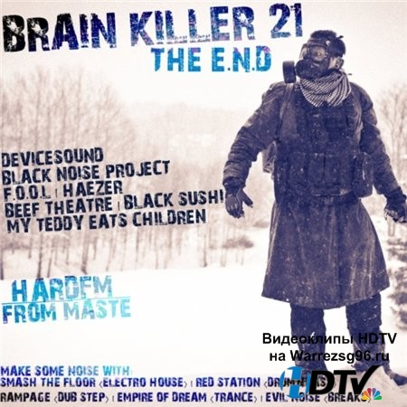 VA-Brain Killer 21 The E.N.D mp3
