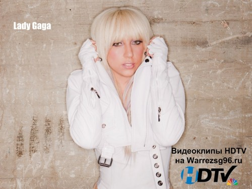 Клип (Live) Lady GaGa - Just Dance Full HD 1920x1080p (Tonight Show With Jay Leno)