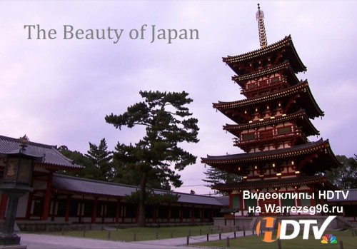 The Beauty of Japan - JVC Full HD Demo 1920x1088p