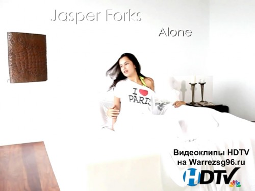 Клип Jasper Forks - Alone Full HD 1920x1080p