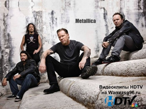 Клип (Live) Metallica - Nothing Else Matters Full HD 1920x1080