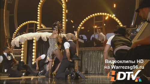 Клип (Live) Rihanna - Vogue Full HD 1920x1080p (Live Fashion Rocks)