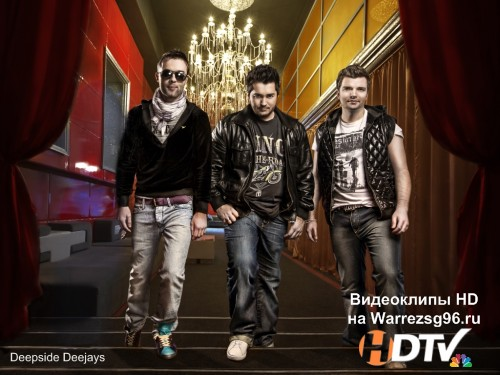 Клип Deepside Deejays - Never Be Alone Full HD 1920x1080p