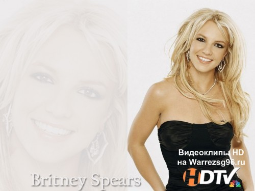 Клип Britney Spears - I Wanna Go Full HD 1920x1080p