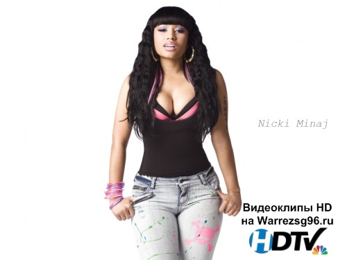 Клип (Live) Nicki Minaj - Roman Holiday HD 1280x720p (Live Grammy Awards 2012)