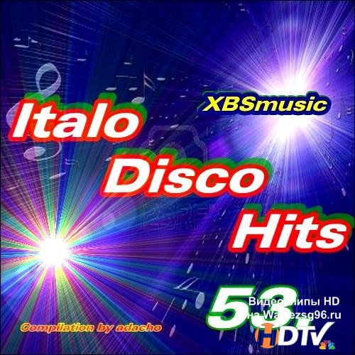 Italo Disco Hits vol. 53 (2012) MP3
