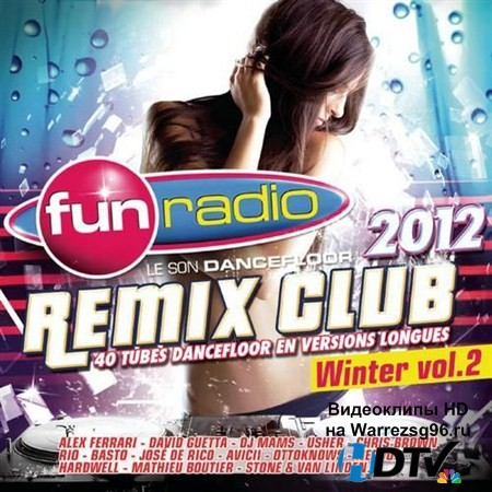 VA - Fun Remix Club Winter Vol. 2 (2012) MP3