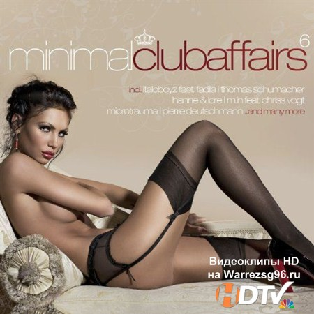 VA - Minimal Club Affairs 6 (2012) MP3