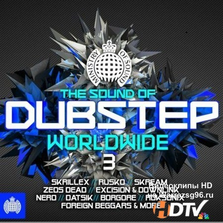VA - The Sound of Dubstep Worldwide 3 (2012) MP3