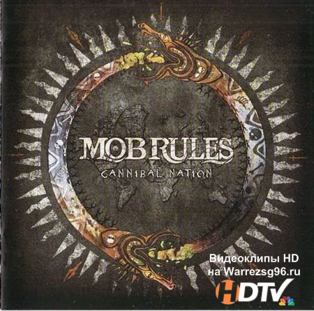 Mob Rules - Cannibal Nation (2012) MP3