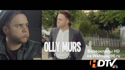 Клип Olly Murs feat. Flo Rida - Troublemaker Full HD 1920x1080p