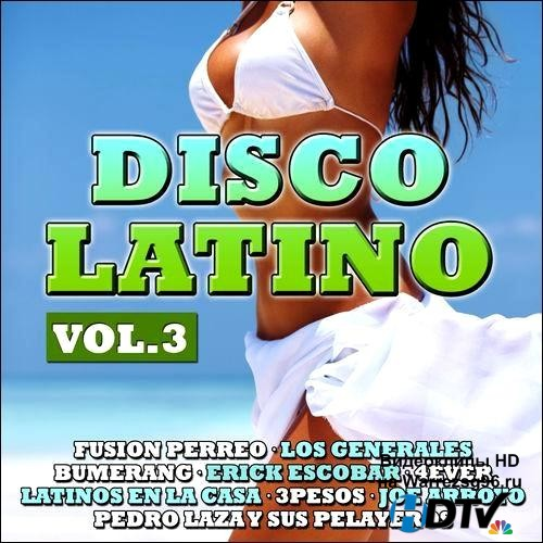 Disco Latino Vol. 3 (2012) MP3