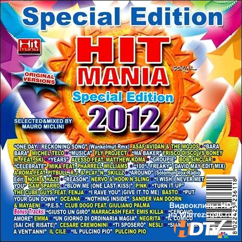 Hit Mania Special Edition (2012) MP3