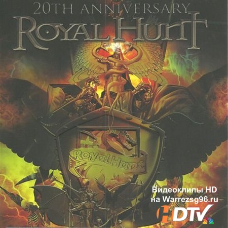 Royal Hunt - The Best Of Royal Works 1992-2012. 20th Anniversary [Special Edition] (2012) MP3