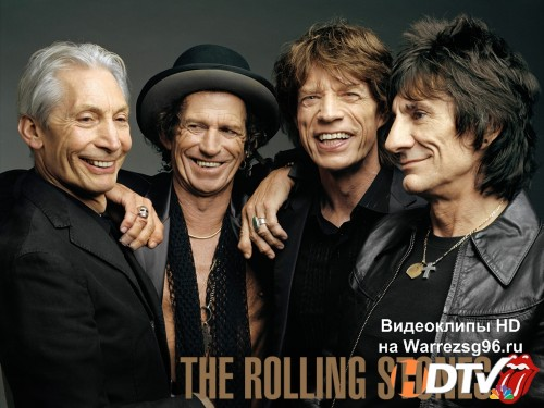 Клип The Rolling Stones - Doom And Gloom Full HD 1920x1080p