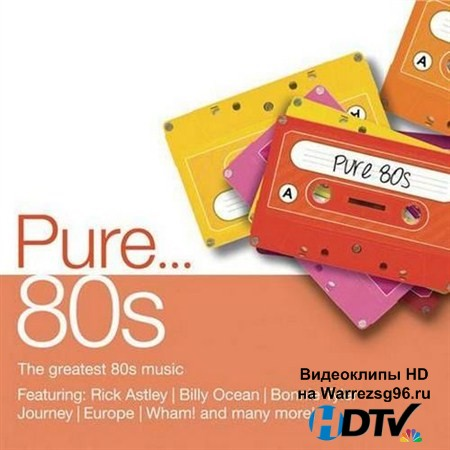 VA - Pure... 80s (2012) MP3