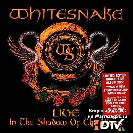 Whitesnake - Live In The Shadow Of The Blues [Limited Edition] (2006) MP3