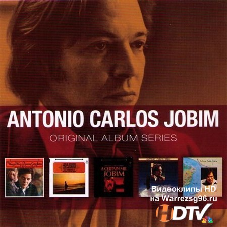 Antonio Carlos Jobim - Original Album Series (2012) MP3