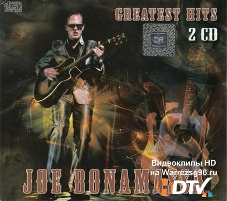 Joe Bonamassa - Greatest Hits (2012) MP3