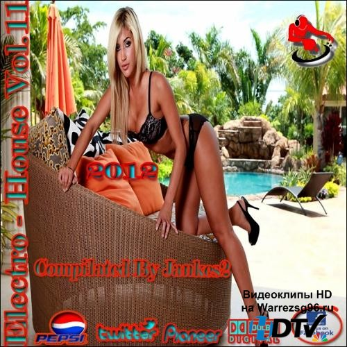 Electro-House Vol.11 (2012) MP3