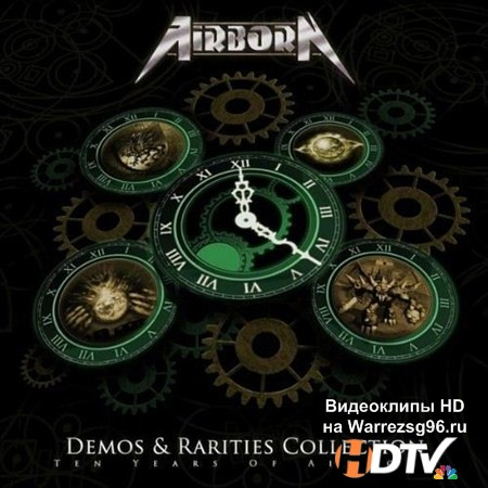 Airborn - Demos & Rarities Collection (2012) MP3