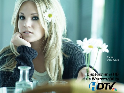 Клип Carrie Underwood - Undo It Full HD 1920x1080p