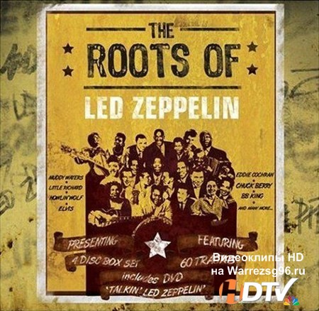 VA - The Roots of Led Zeppelin (2012) MP3
