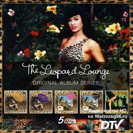 VA - The Leopard Lounge. Original Album Series (2012) MP3