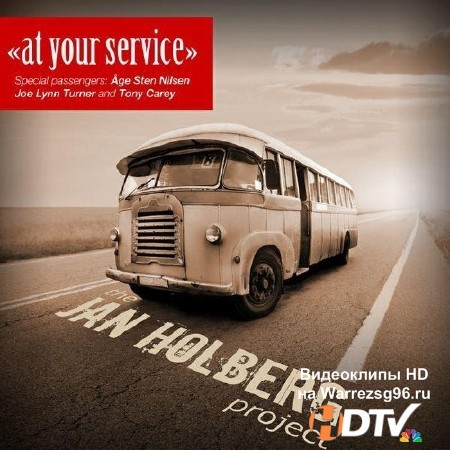 The Jan Holberg Project - At Your Service (2013) MP3