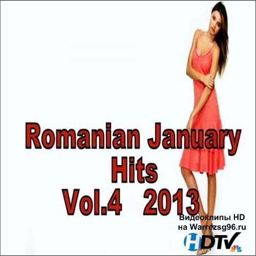 Romanian January Hits Vol.4 (2013) MP3