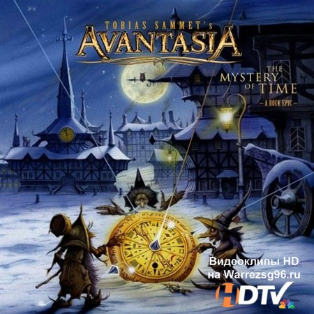 Avantasia - The Mystery Of Time (2013) MP3
