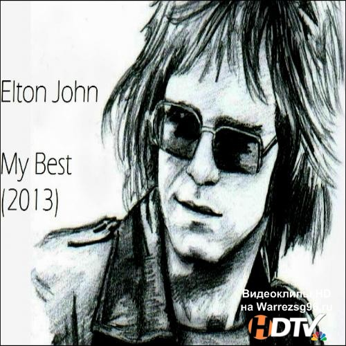 Elton John - My Best (2013) MP3