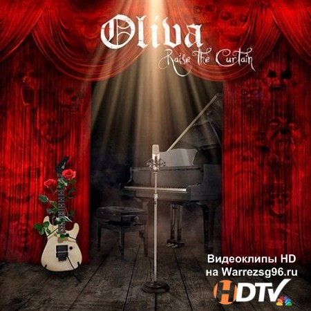 Oliva - Raise The Curtain (2013) MP3