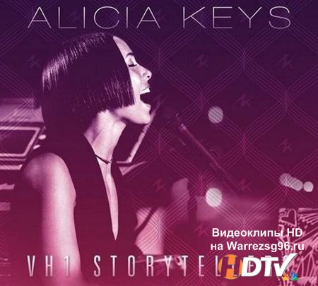 Alicia Keys - VH1 Storytellers (2013) M4A