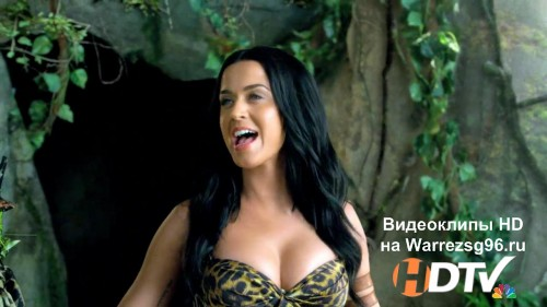 Клип Katy Perry - Roar HD 1280x720p