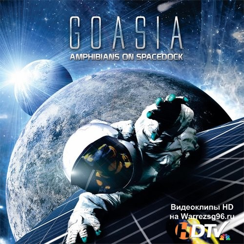 Goasia - Amphibians On Spacedock (2014) MP3