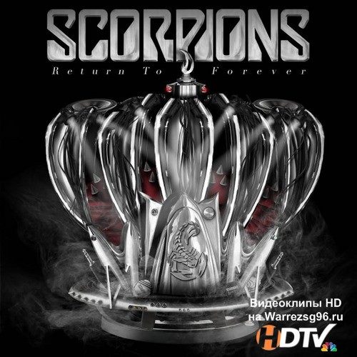 Scorpions - Return to Forever (Deluxe Edition) (2015) MP3