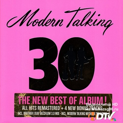 Modern Talking - 30 (2014) MP3
