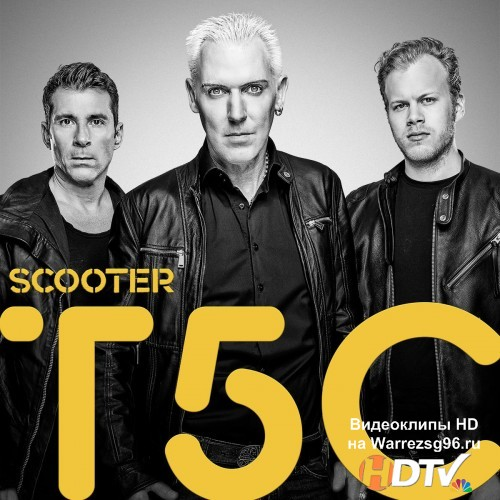 Scooter - The Fifth Chapter (Deluxe Edition) (2014) MP3