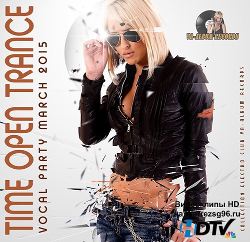 Time Open Trance (2015) MP3